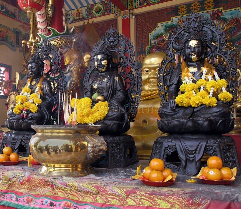 Buddah stock foto's
