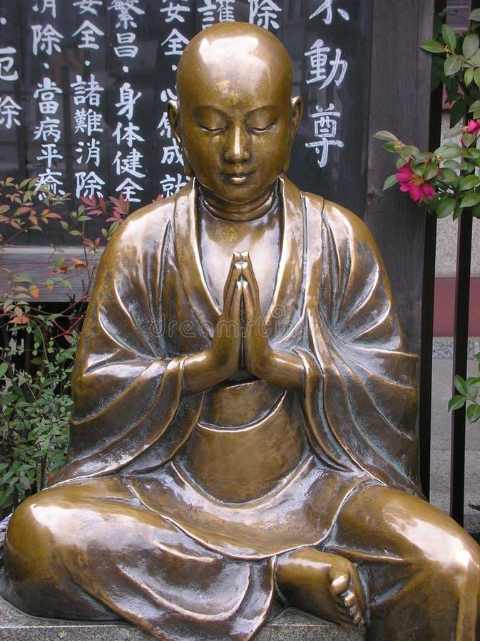 Buddah Conciliative fotos de stock royalty free