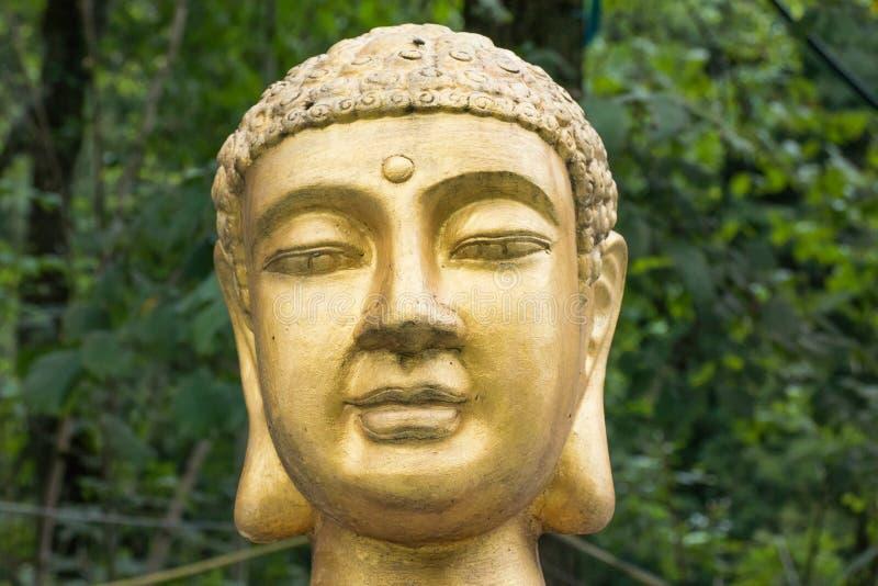 Buddah en Autriche image stock