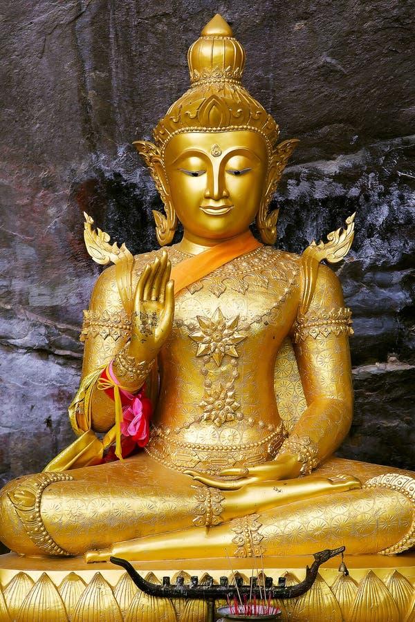 buddah pomników Thailand zdjęcie royalty free
