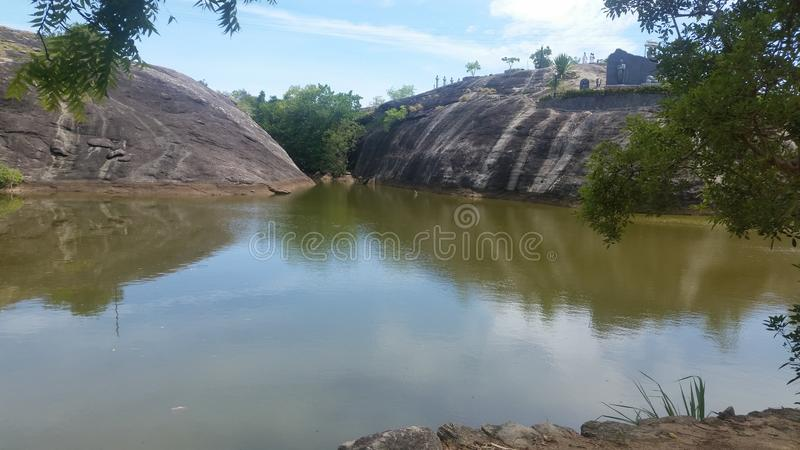 Wonderful nature of Sri Lanka royalty free stock photography