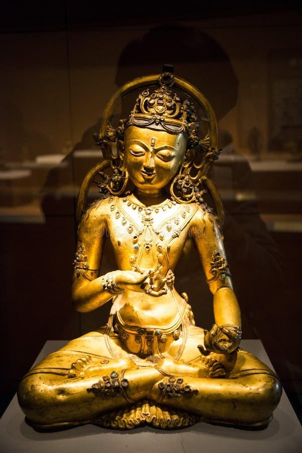 Buddhaï-¼ ŒVajrasattva-Bodhisattva lizenzfreie stockfotos