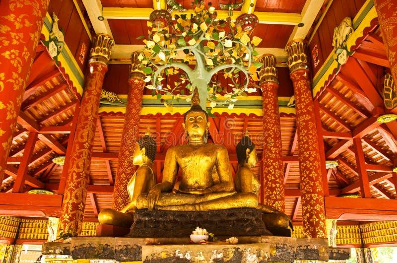 buddha świątynia Thailand obrazy stock