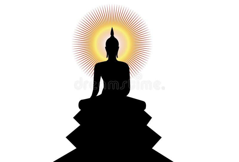 Buddha lizenzfreie abbildung