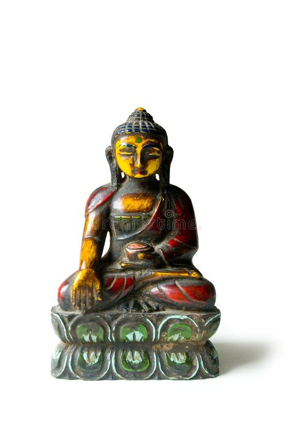 buddha royaltyfria foton