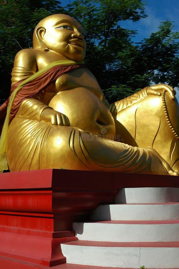 buddha arkivbild