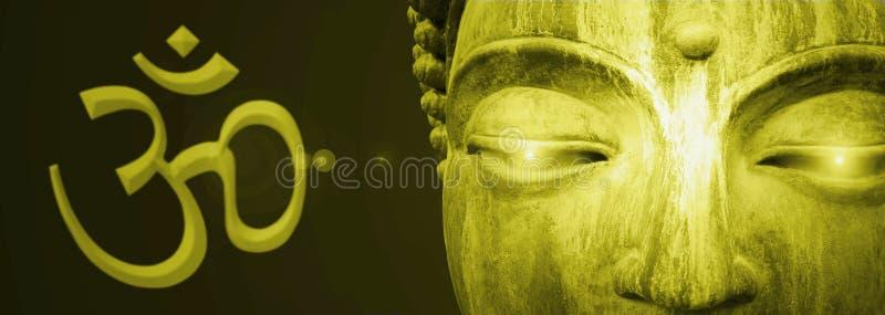 Buddha abstrato fotos de stock