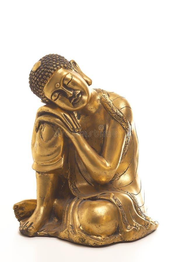 Download Buddha addormentato immagine stock. Immagine di ethnicity - 7311209
