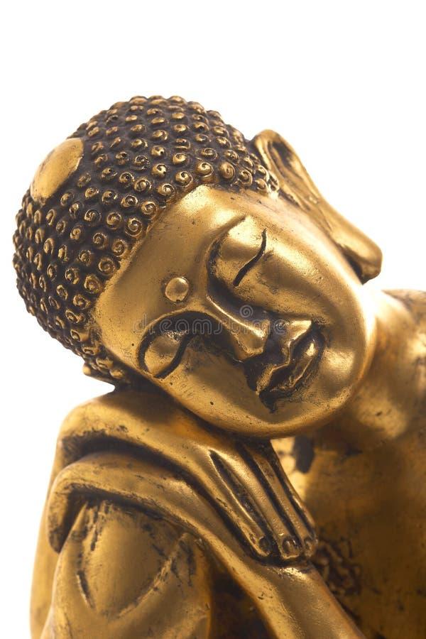 Download Buddha addormentato fotografia stock. Immagine di isolato - 7311240