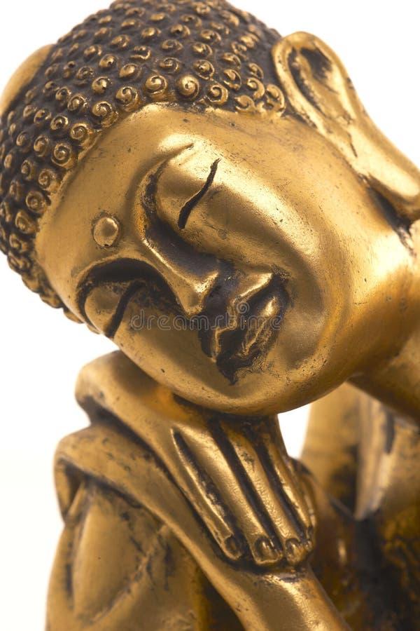 Download Buddha addormentato fotografia stock. Immagine di buddhism - 7311348