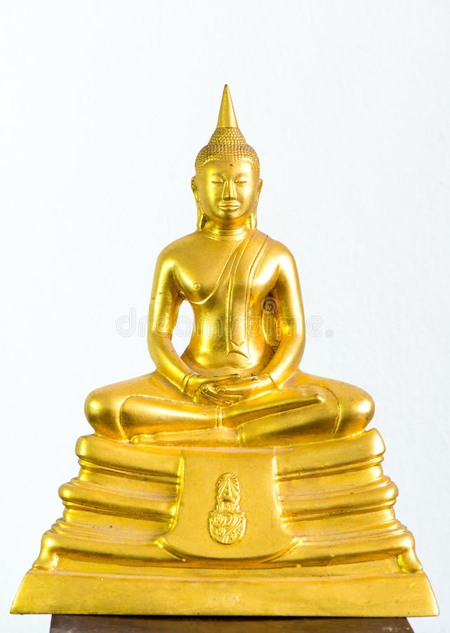 Buddha Amulet2 royalty free stock photo