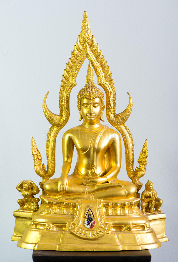 Buddha Amulet3 stock photography