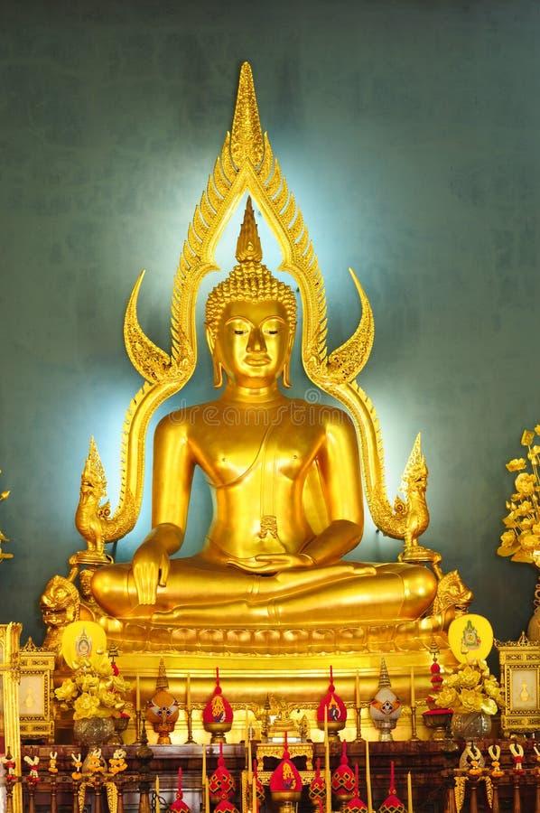 Free Buddha At Wat Benjamobopith Royalty Free Stock Photography - 17648357