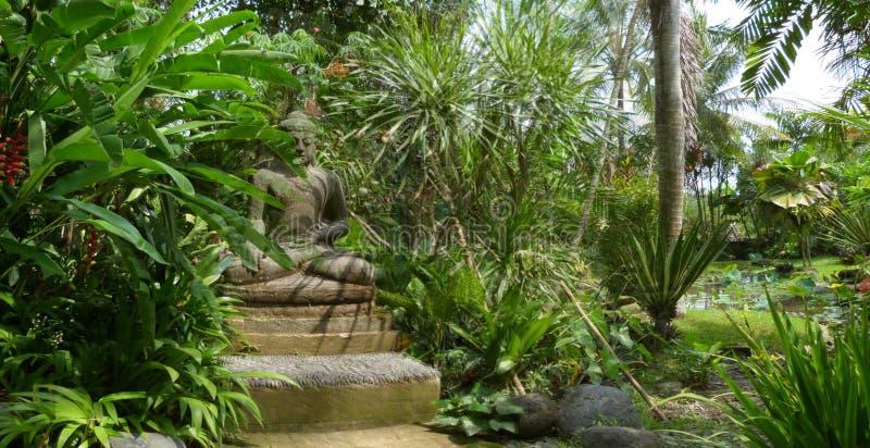 Buddha in Bali immagine stock libera da diritti
