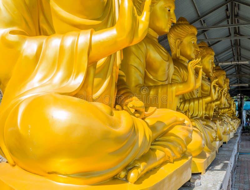 Buddha bendice fotos de archivo libres de regalías