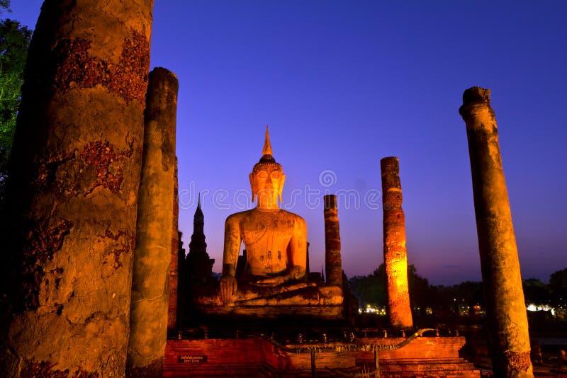 Buddha is big royalty free stock photo