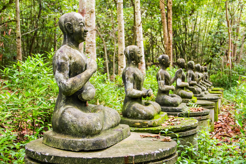 Buddha-Bilder lizenzfreie stockbilder