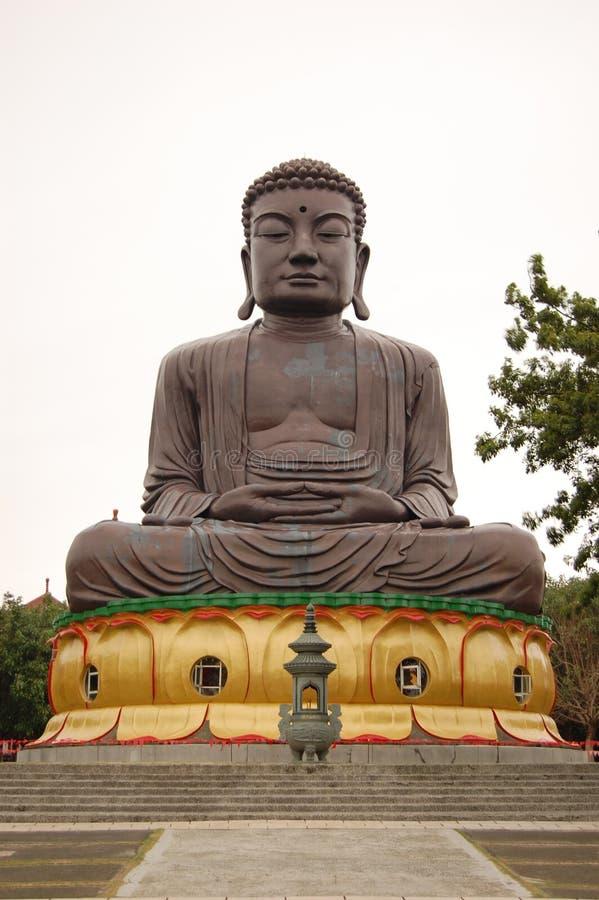 buddha Changhua Taiwan obrazy royalty free