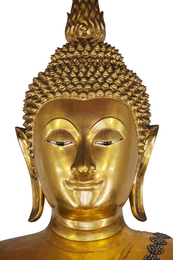 Buddha Chinnaraja lokalisierte stockbild