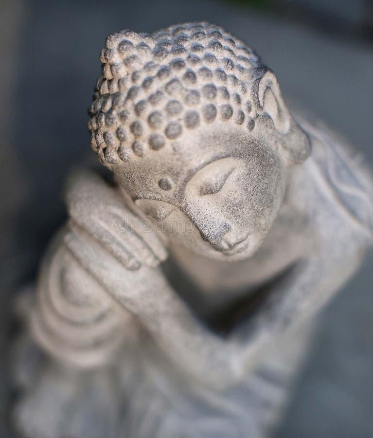 Buddha de descanso imagem de stock