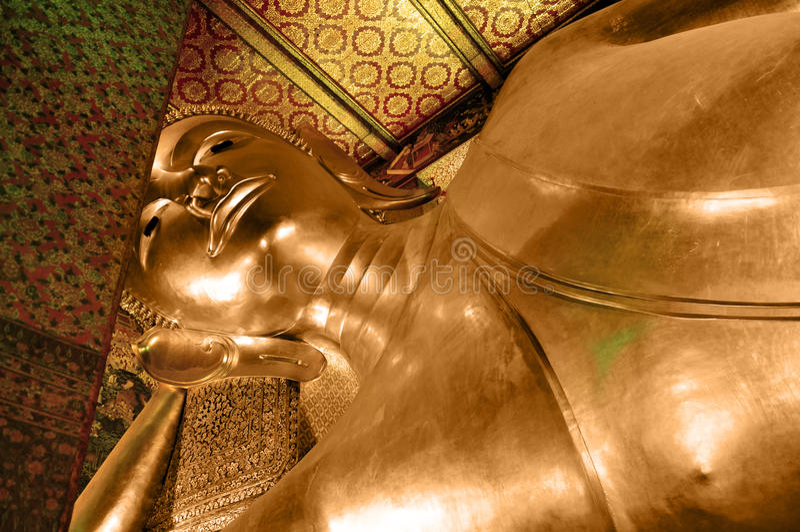 Buddha de mentira foto de archivo