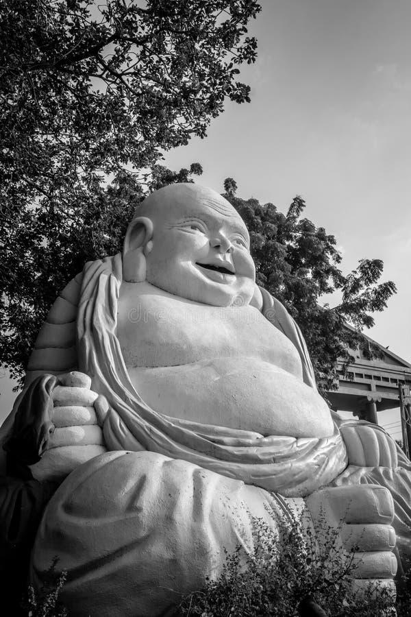 Buddha de riso imagens de stock royalty free