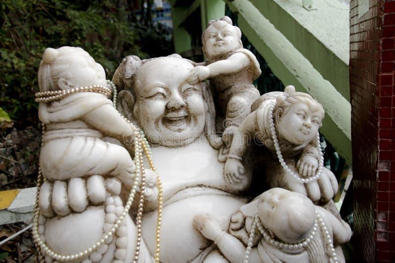 Buddha de riso imagem de stock royalty free