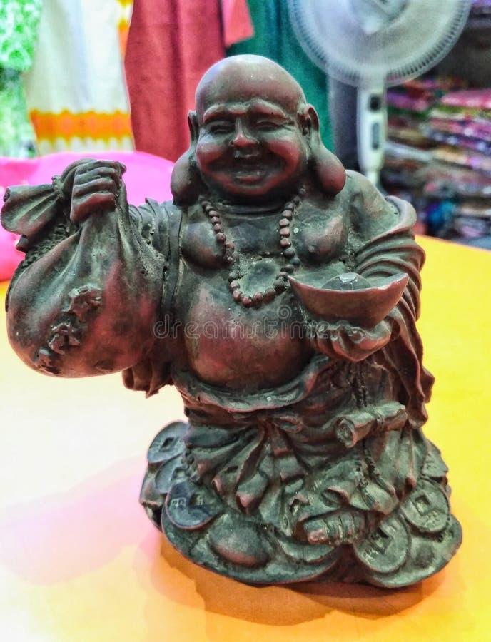 Buddha de riso foto de stock