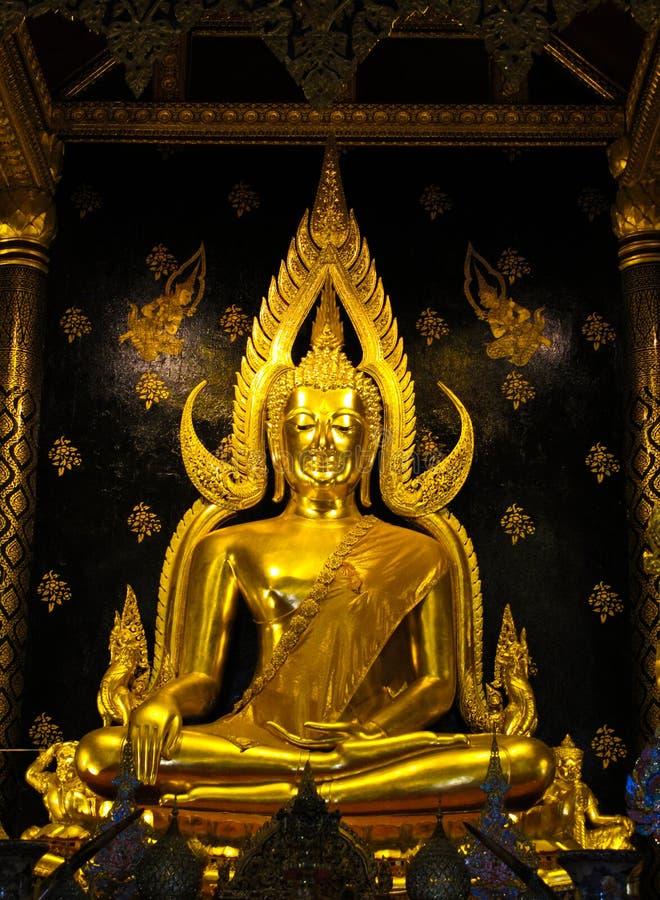 Buddha de Tailandia imagen de archivo libre de regalías