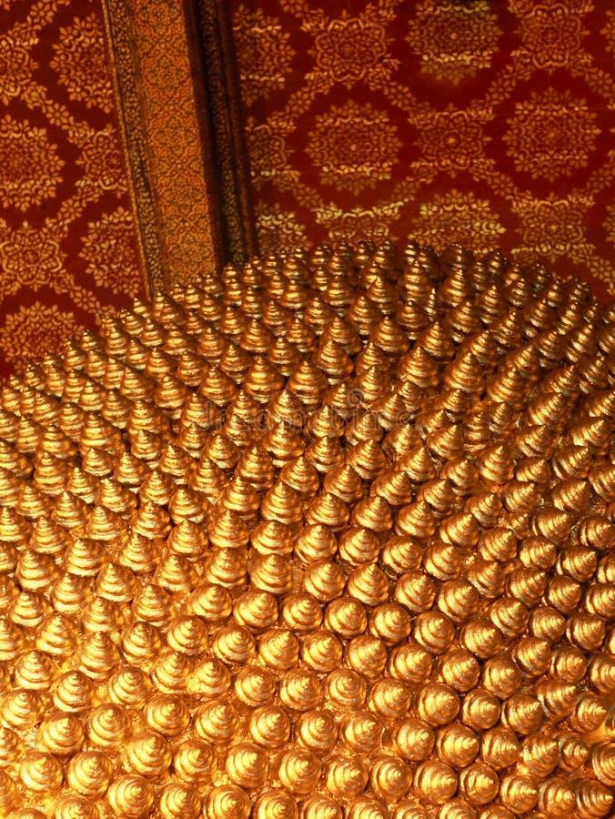 buddha details förebild arkivfoto