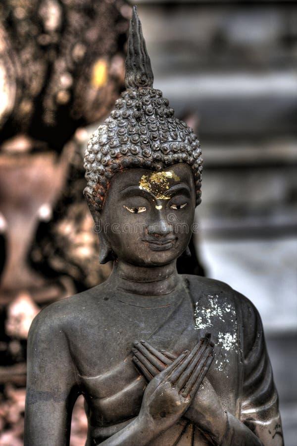 buddha förebild royaltyfri foto