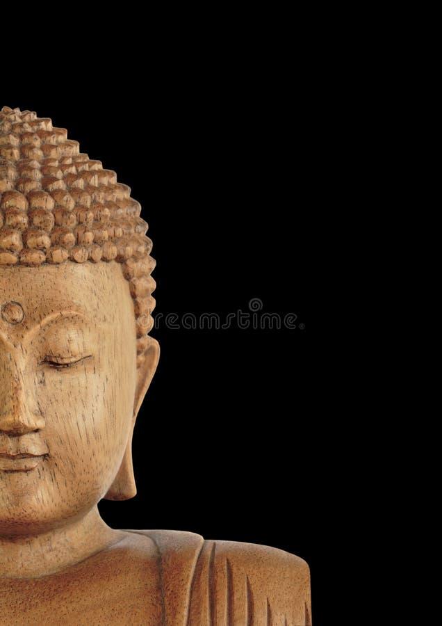 buddha fredsymbol royaltyfri bild
