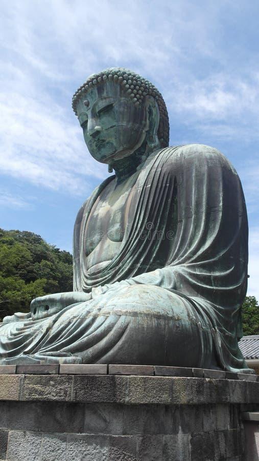 Buddha gigante imagens de stock