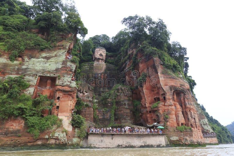 Buddha gigante foto de stock