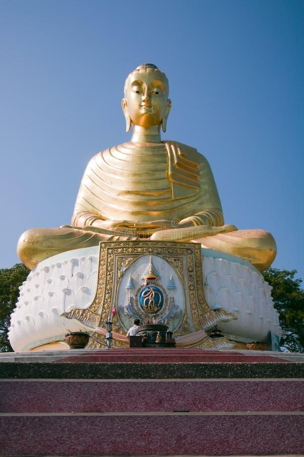 Buddha grande foto de archivo