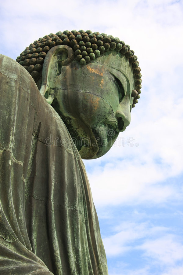 Buddha grande fotos de archivo