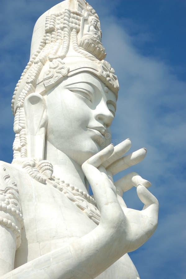 Download Buddha guanyin obraz stock. Obraz złożonej z figurka - 13326945