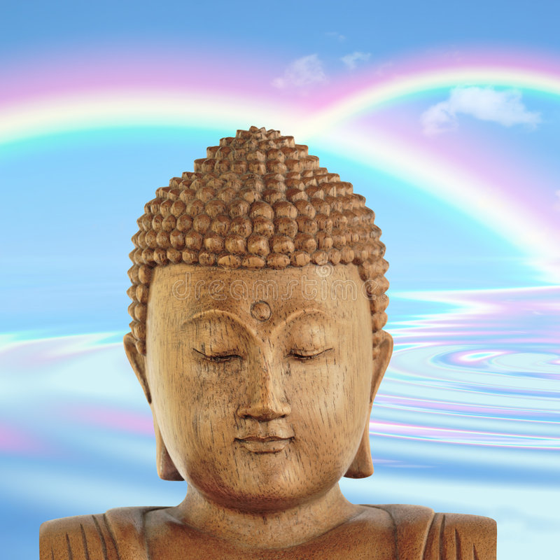Buddha Heaven stock images