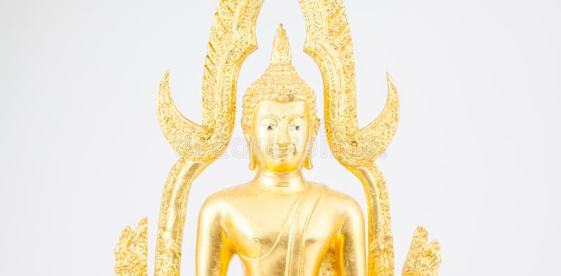 Buddha i slut upp royaltyfri foto