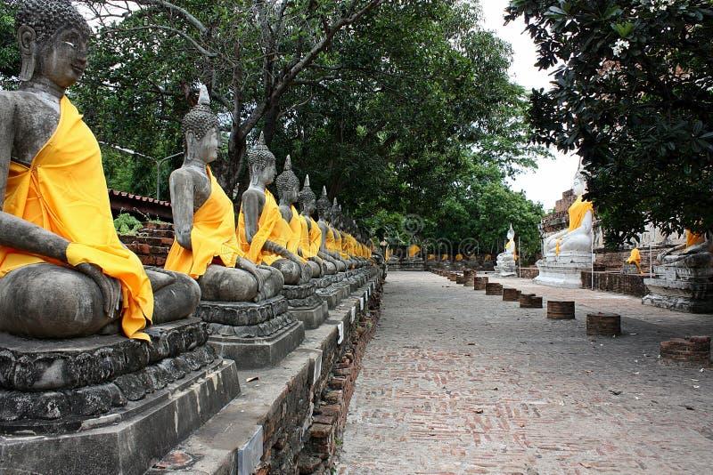 The Buddha Image Stock Images