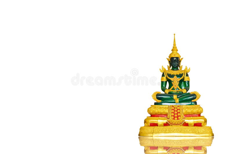 Download Buddha  Image On A White Background Stock Photo - Image: 21065356