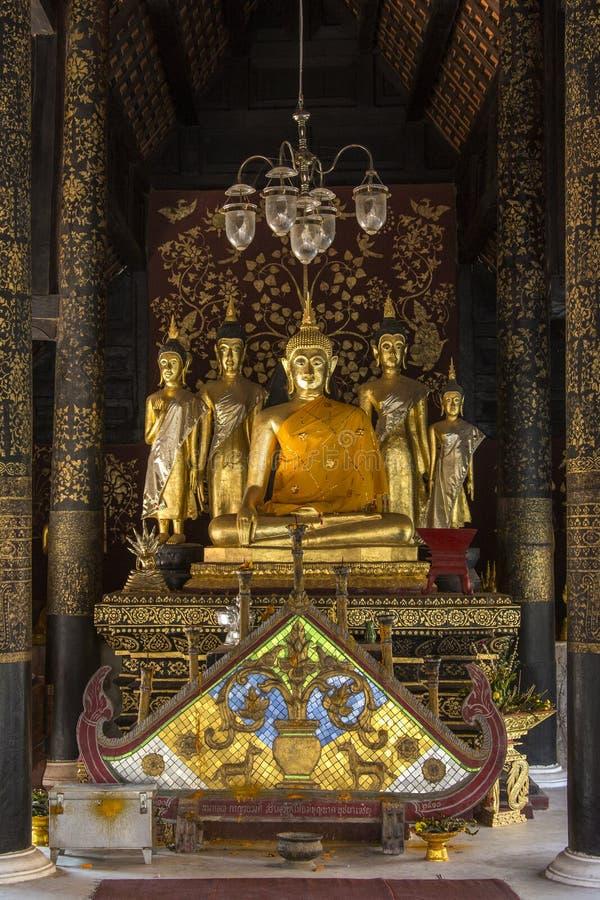 Wat Phra That Lampang Luang - Thailand royalty free stock photography