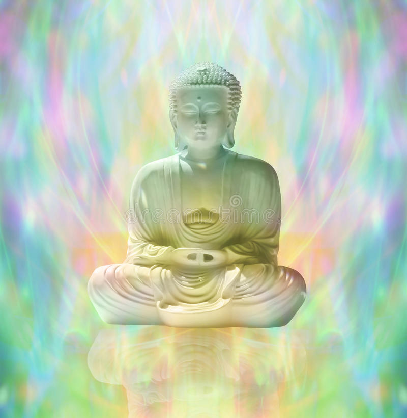 Free Buddha In Peaceful Meditation Royalty Free Stock Images - 49220559