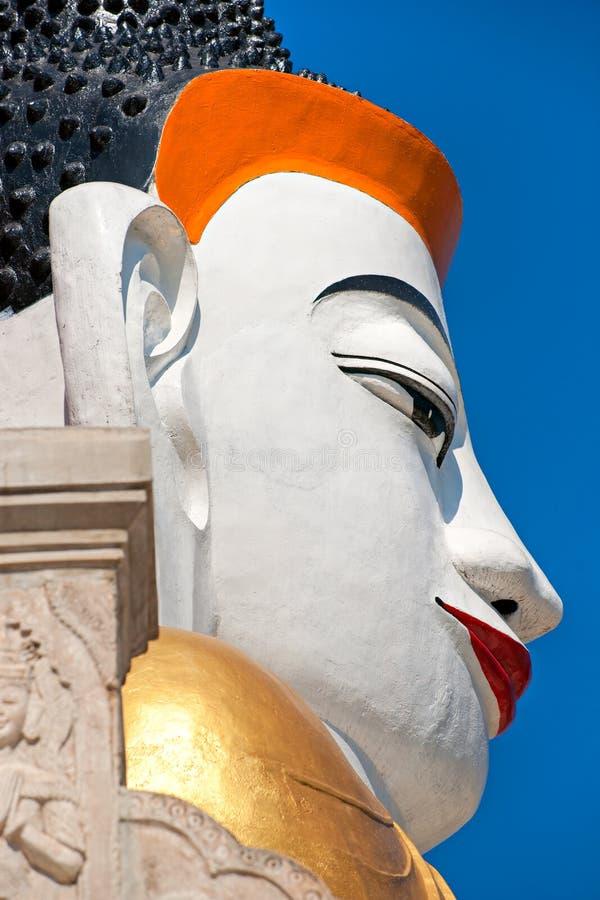 Buddha, Inle Lake, Myanmar. stock photo