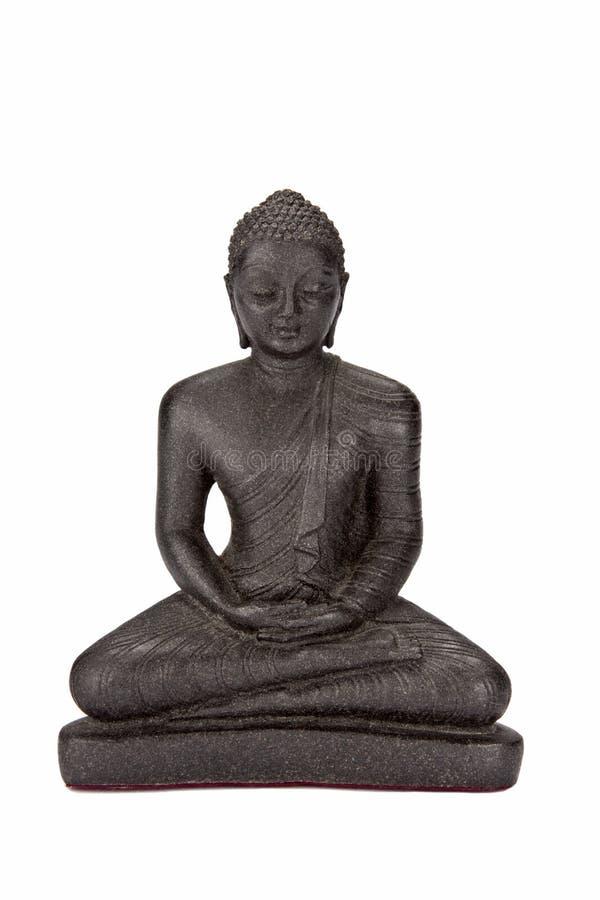 Buddha - isolado fotos de stock royalty free