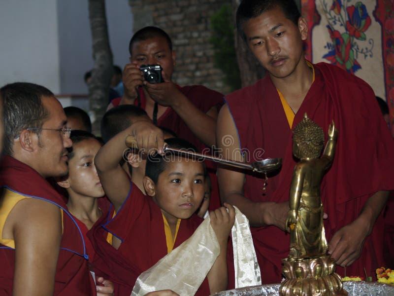 buddha jayanti zdjęcie stock