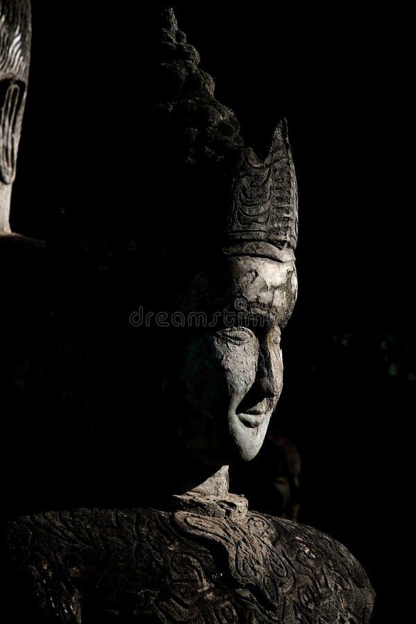 Buddha Lao Stock Image