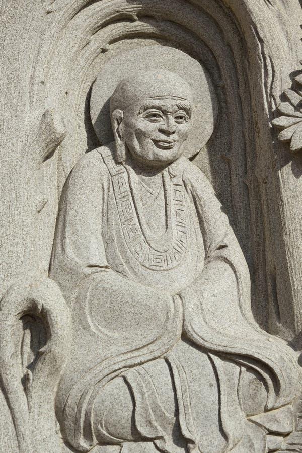 buddha little royaltyfri foto