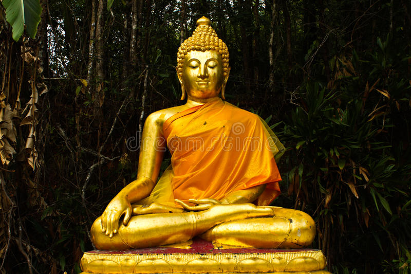 buddha lord royaltyfria foton