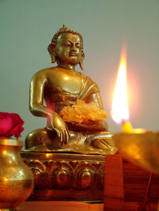 buddha lord royaltyfri foto